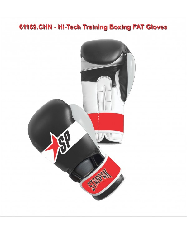 Hi-Tech Training Boxing FAT Gloves