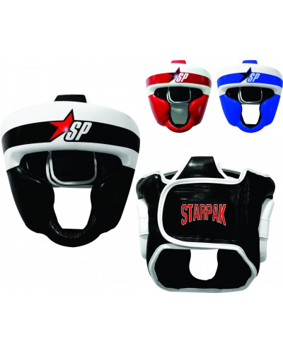 Full Face Ultra lite Head Guard