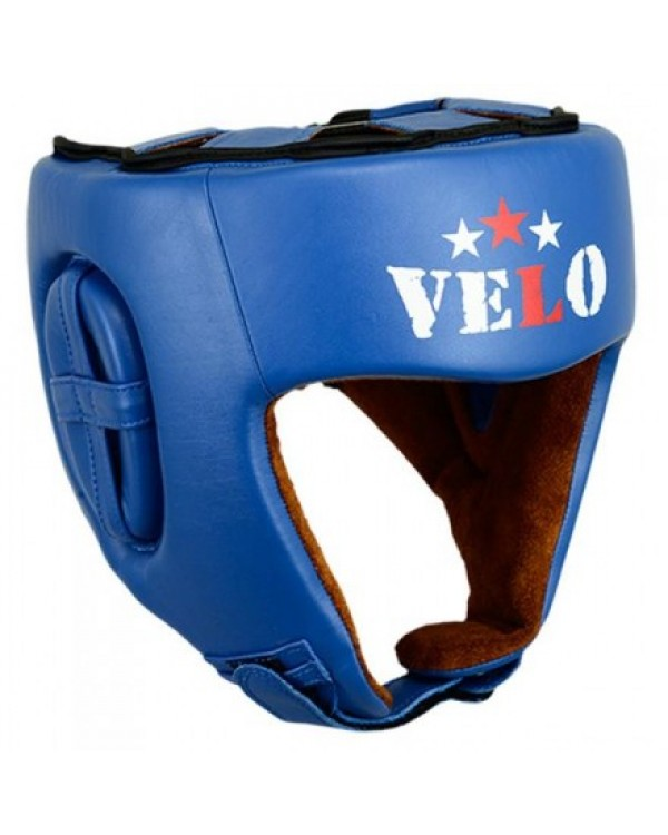 Aiba Approved Velo Headguard- Blue