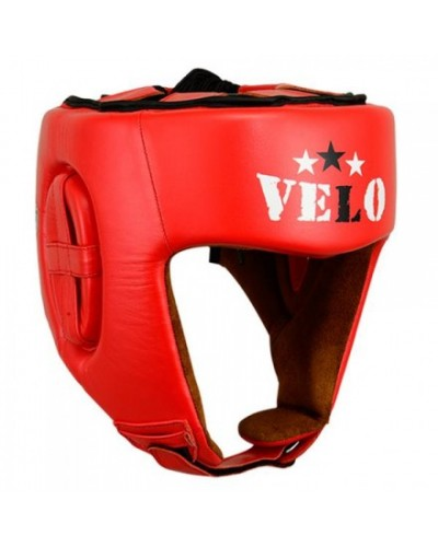 Aiba Approved Velo Headguard- Red